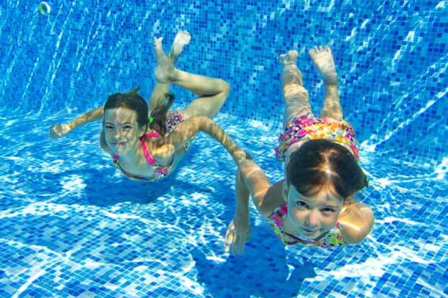 11 Swimming Pool Games My Kids Love To Play