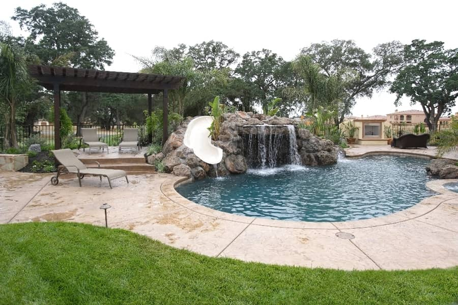 What S A Safe Pool Depth For A Slide Pool Buyer Guide