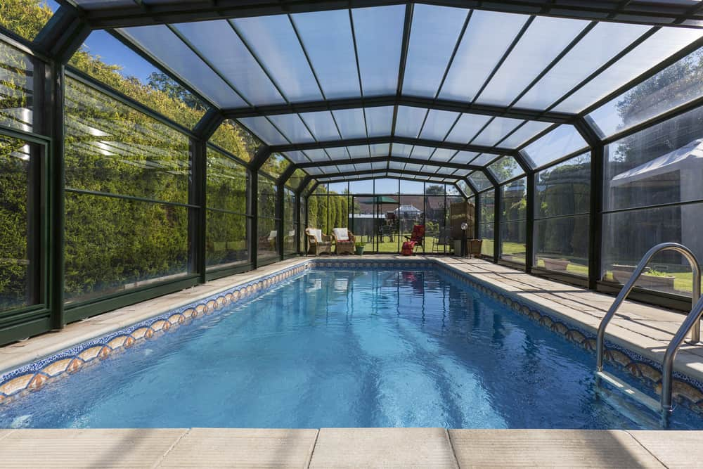 Pool Screen Enclosures Everything You Need To Know Pool Buyer Guide